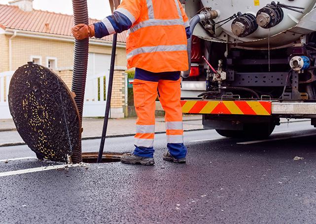 Usługi wodociągowo-kanalizacyjne